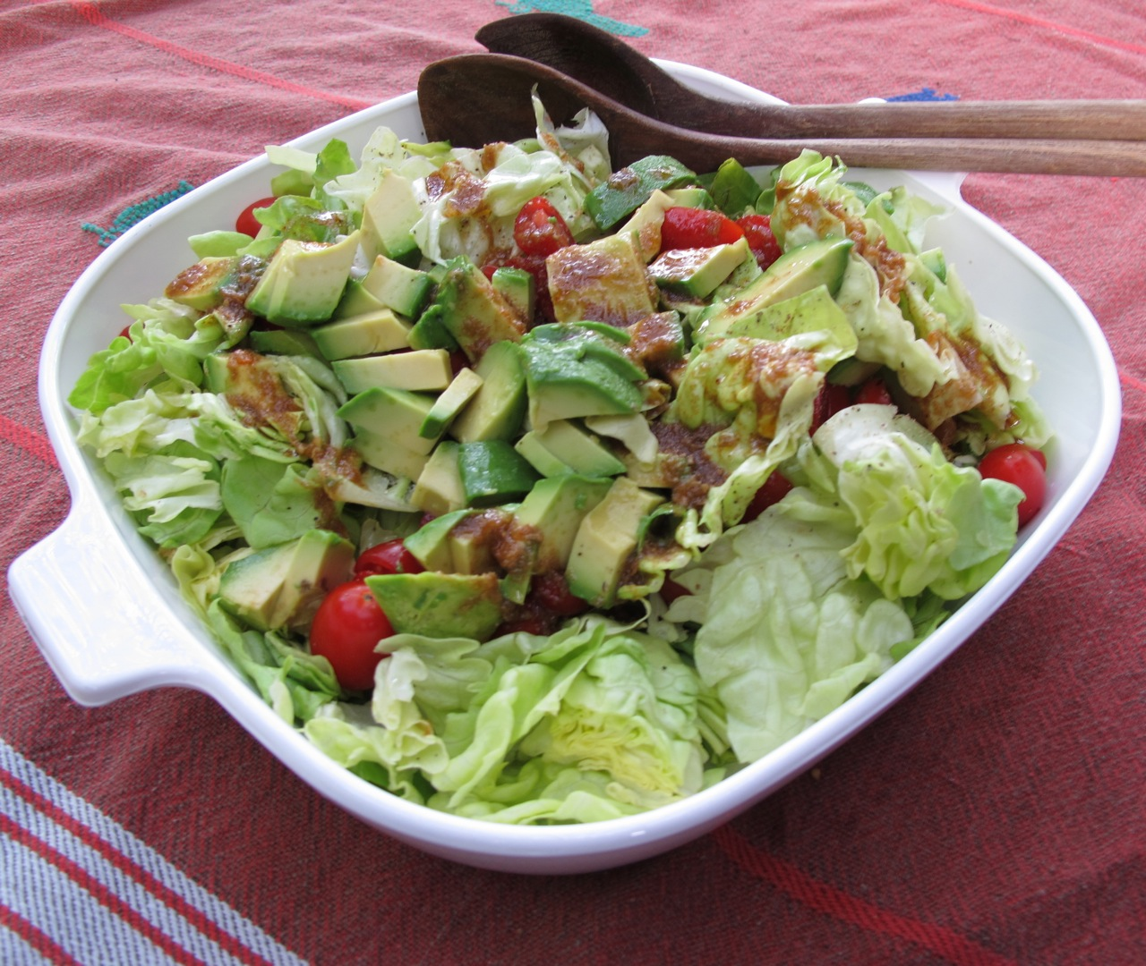 lettuce salads - HD1280×1080