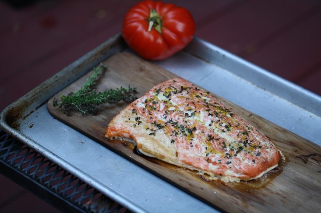 recipe: cedar plank mahi mahi oven [36]